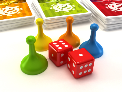Many popular board games, like Monopoly and Sorry, can be easily converted to Bible games!